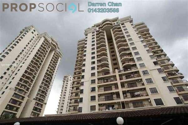 For Sale Condominium at Abadi Villa, Taman Desa Freehold Semi Furnished 3R/2B 538k