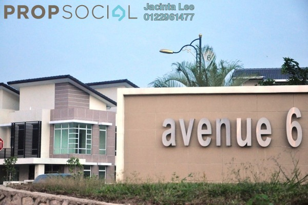 For Sale Semi-Detached at Lake Valley, Bandar Tun Hussein Onn Freehold Unfurnished 6R/6B 1.17m