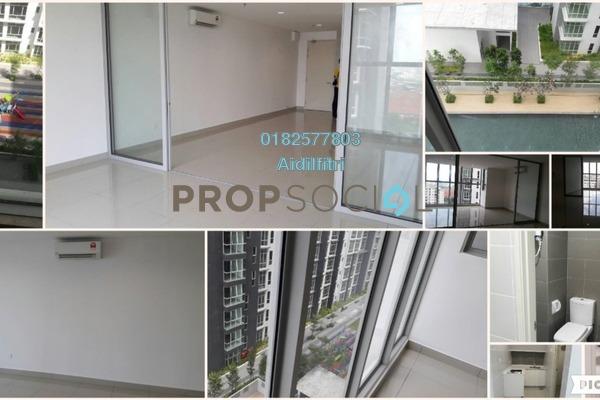 For Sale SoHo/Studio at 3Elements, Bandar Putra Permai Freehold Semi Furnished 0R/1B 355k