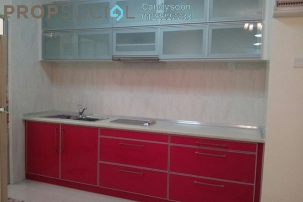 For Sale Condominium at Connaught Avenue, Cheras Freehold Semi Furnished 3R/2B 399k