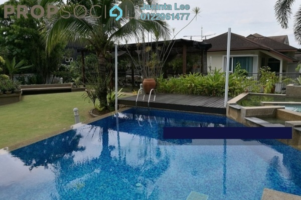 For Sale Bungalow at Country Heights Kajang, Kajang Freehold Semi Furnished 4R/4B 3.79m