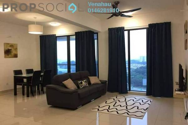 For Rent Condominium at You Vista @ You City, Batu 9 Cheras Freehold Fully Furnished 3R/2B 2.5k