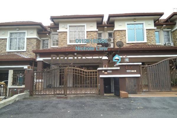 For Sale Link at Cheras Vista, Bandar Mahkota Cheras Freehold Semi Furnished 4R/3B 828k