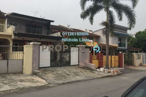 For Sale Link at Taman Tun Perak, Cheras South Leasehold Semi Furnished 5R/3B 535k