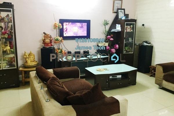 For Sale Terrace at Taman Sejati 5, Klang Freehold Semi Furnished 3R/3B 415k