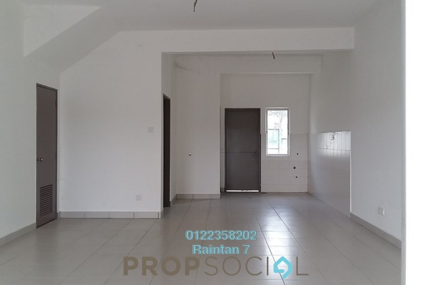 For Sale Terrace at Aman Putri, Sungai Buloh Freehold Unfurnished 4R/3B 585k