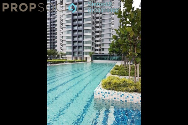 For Sale Condominium at Infiniti3 Residences, Wangsa Maju Freehold Unfurnished 3R/2B 639k