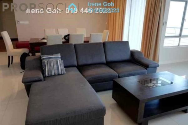 For Rent Condominium at BayStar, Bayan Indah Freehold Semi Furnished 4R/4B 5.5k