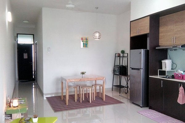 For Sale Serviced Residence at Vega Residensi, Cyberjaya Leasehold Semi Furnished 1R/1B 320k