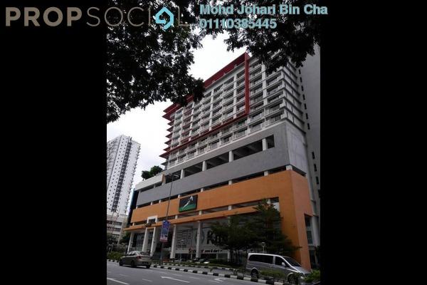 For Sale Apartment at Ritze Perdana 2, Damansara Perdana Leasehold Unfurnished 1R/1B 388k
