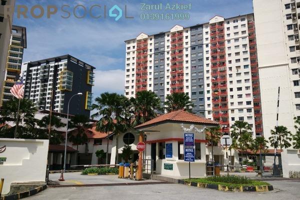 For Sale Apartment at Vista Pinggiran, Bandar Putra Permai Freehold Fully Furnished 3R/2B 280k