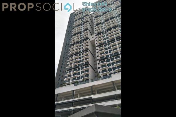 For Rent Condominium at Molek Regency, Johor Bahru Freehold Unfurnished 2R/2B 1.6k