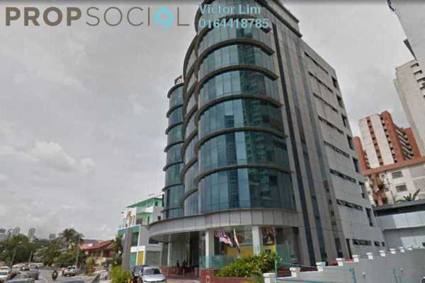 For Rent Office at Wisma Volkswagen, Bangsar Freehold Unfurnished 0R/0B 14k
