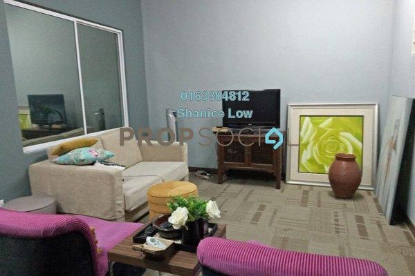 For Rent SoHo/Studio at Cova Square, Kota Damansara Freehold Semi Furnished 2R/1B 1.4k