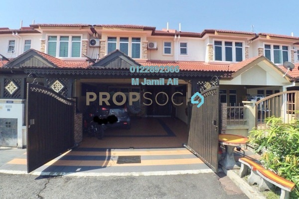 For Sale Terrace at Taman Pelangi Semenyih, Semenyih Freehold Fully Furnished 3R/3B 500k