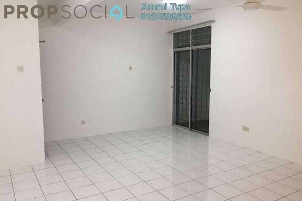 For Rent Apartment at Sri Puteri Apartment, Ukay Freehold Semi Furnished 3R/2B 1k