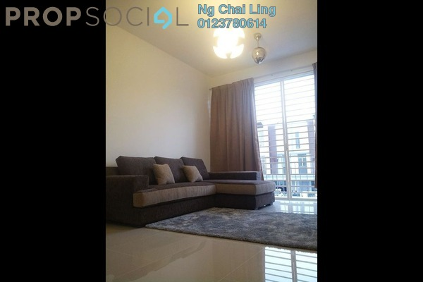 For Rent Townhouse at Taman Tasik Prima, Puchong Freehold Fully Furnished 3R/4B 2k