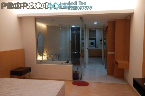 For Sale SoHo/Studio at Pertama Residency, Cheras Leasehold Fully Furnished 1R/1B 380k
