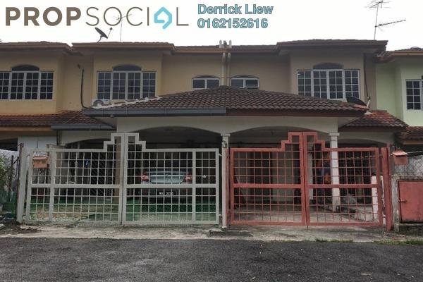 For Rent Terrace at Bandar Teknologi Kajang, Semenyih Freehold Unfurnished 4R/3B 1.2k