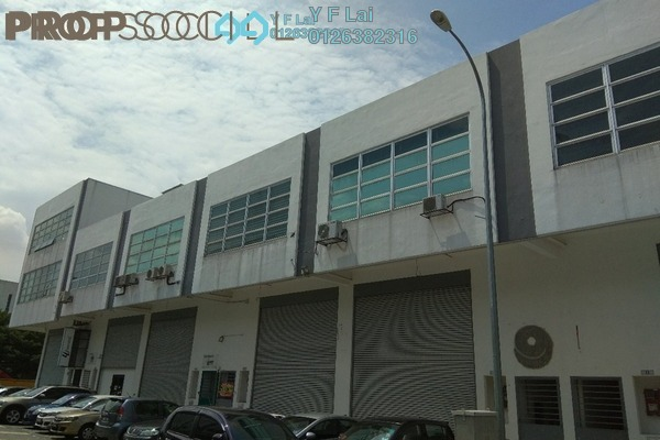 For Sale Shop at Taman Bukit Serdang, Seri Kembangan Freehold Unfurnished 0R/0B 2.3m