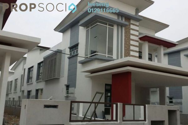 For Sale Bungalow at CasaIdaman, Setia Alam Freehold Unfurnished 5R/7B 2m