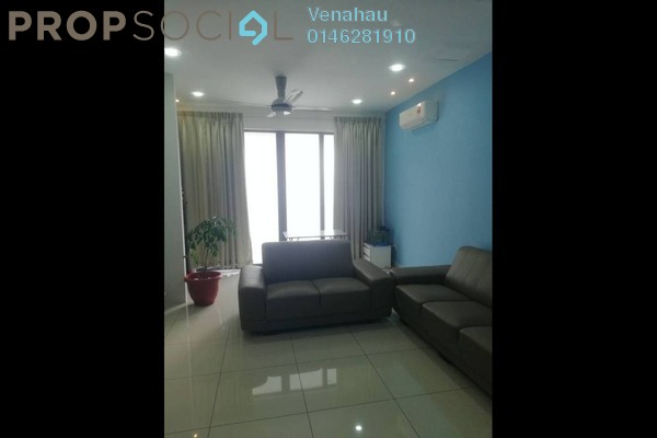 For Sale Condominium at You Vista @ You City, Batu 9 Cheras Freehold Fully Furnished 3R/2B 910k