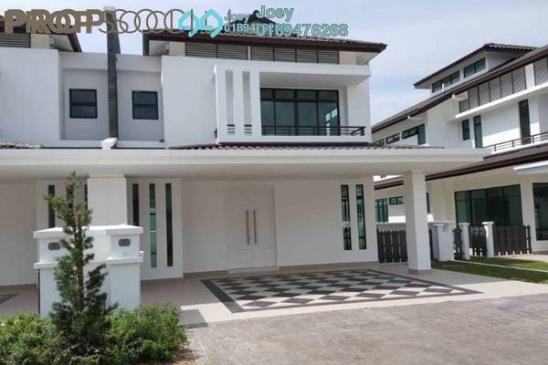For Sale Semi-Detached at Eco Majestic, Semenyih Freehold Unfurnished 5R/6B 1.3m