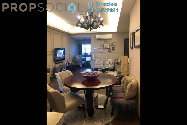 For Sale Condominium at Permai Putera, Ampang Freehold Fully Furnished 2R/2B 400k