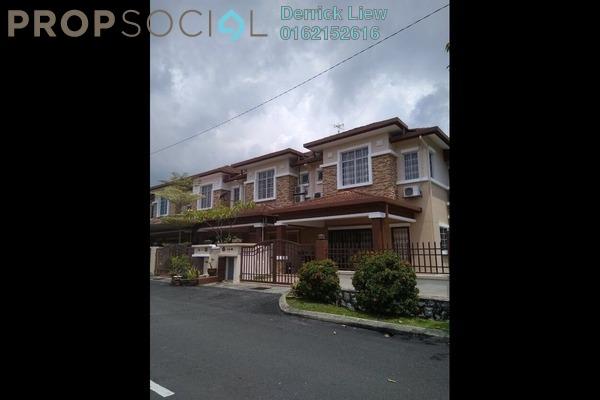 For Sale Terrace at Cheras Vista, Bandar Mahkota Cheras Freehold Unfurnished 4R/3B 828k