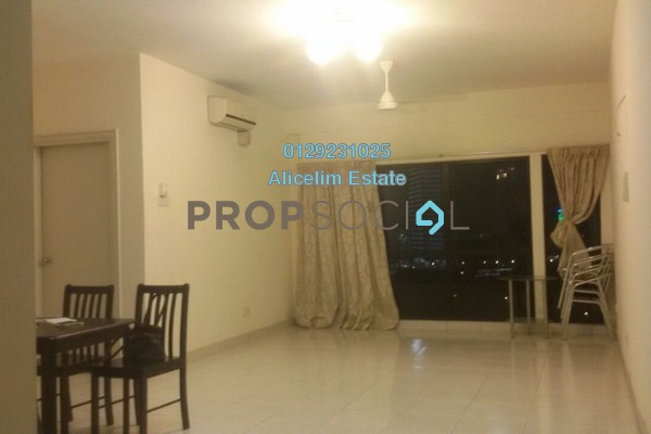 For Sale Condominium at Pelangi Damansara Sentral, Mutiara Damansara Freehold Semi Furnished 2R/2B 413k