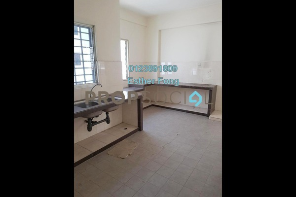 For Rent Condominium at Fortune Avenue, Kepong Freehold Semi Furnished 3R/2B 1.4k