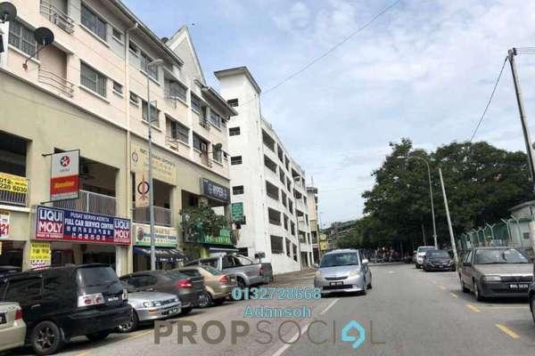 For Rent Shop at Fortune Court, Kepong Freehold Unfurnished 0R/0B 2k