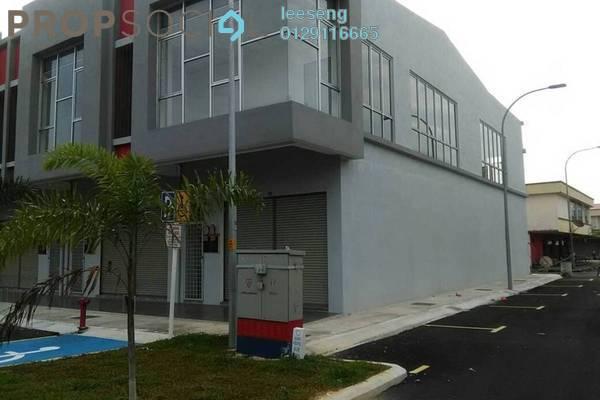 For Rent Shop at Rantau Panjang, Klang Freehold Unfurnished 0R/2B 5k