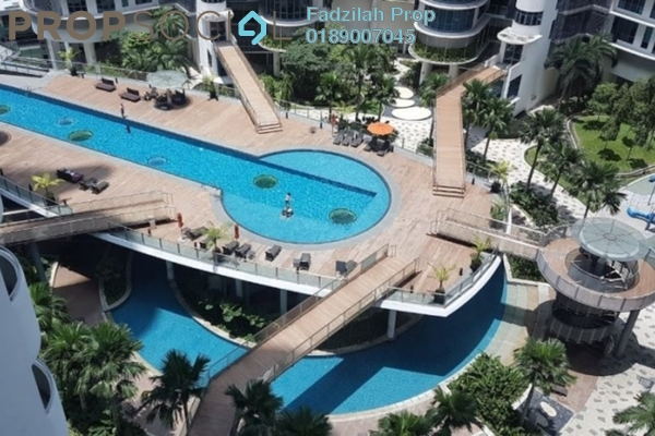For Sale Condominium at 11 Mont Kiara, Mont Kiara Freehold Fully Furnished 4R/6B 3.38m