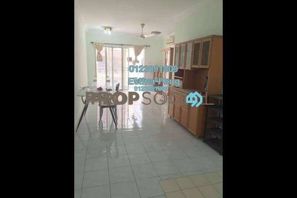 For Rent Apartment at Vista Magna, Kepong Freehold Semi Furnished 3R/2B 1.3k