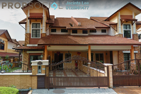 For Sale Semi-Detached at Bali Residence, Cheras Freehold Semi Furnished 5R/4B 1.05m