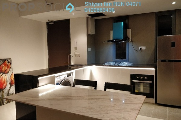 For Rent Condominium at The Fennel, Sentul Freehold Fully Furnished 3R/3B 3.6k