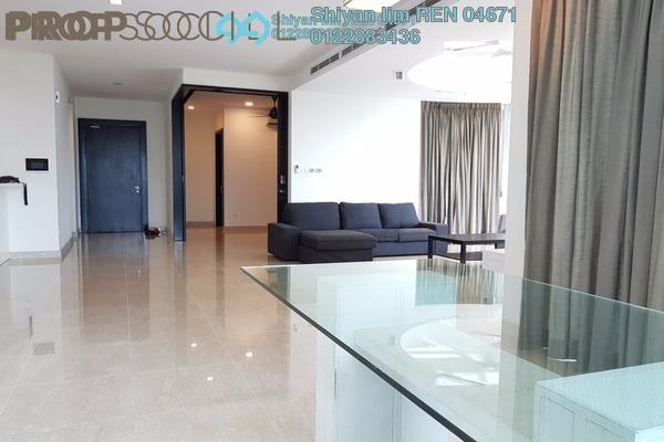 For Rent Condominium at 11 Mont Kiara, Mont Kiara Freehold Semi Furnished 5R/5B 10k