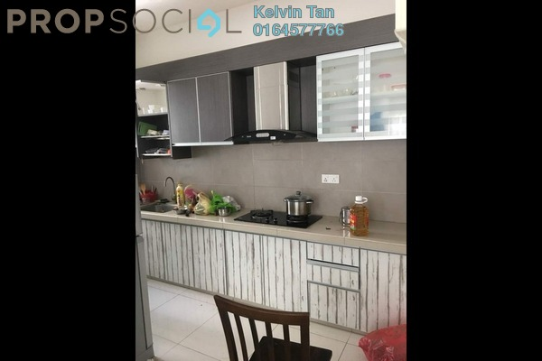 For Rent Condominium at Gardens Ville, Sungai Ara Freehold Semi Furnished 3R/2B 1.3k