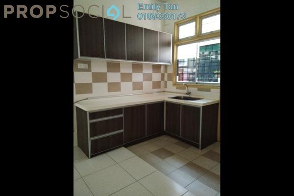 For Rent Terrace at Setia Damai, Setia Alam Freehold Semi Furnished 4R/3B 1.8k