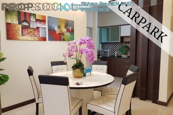 For Sale Condominium at Panorama Residences, Sentul Freehold Fully Furnished 3R/2B 570k