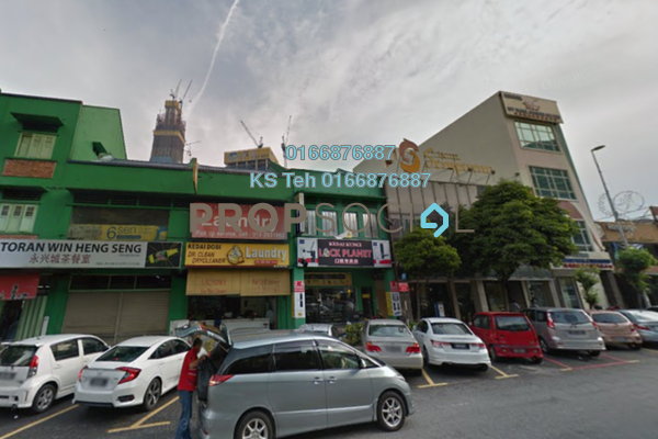 For Rent Shop at Jalan Imbi, Bukit Bintang Freehold Unfurnished 0R/6B 30k