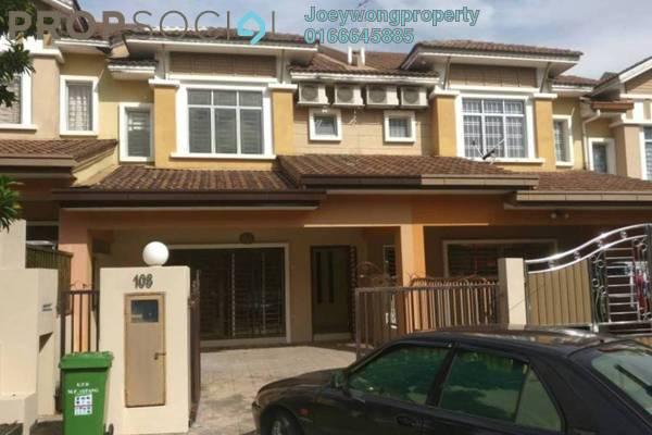 For Rent Terrace at Ametis Terraces, Bandar Bukit Puchong Freehold Semi Furnished 4R/3B 1.7k