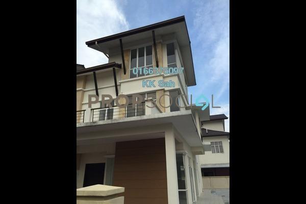 For Rent Semi-Detached at Casa Residence, Bandar Mahkota Cheras Freehold Semi Furnished 6R/5B 2.5k