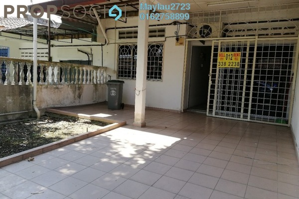 For Sale Terrace at Taman Layang-layang, Seremban Freehold Semi Furnished 3R/2B 190k