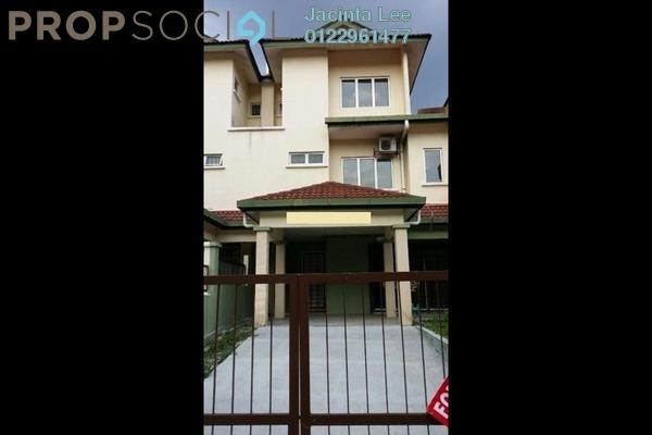 For Sale Terrace at Eminence, Bandar Putra Leasehold Unfurnished 5R/4B 526k