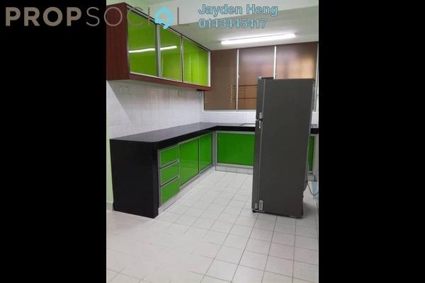 For Rent Condominium at Kelana D'Putera, Kelana Jaya Freehold Semi Furnished 3R/2B 2k