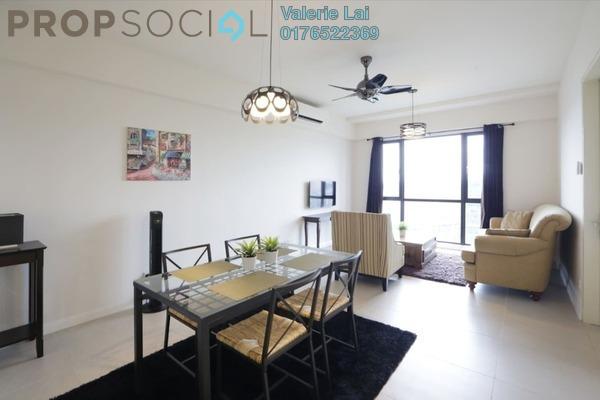 For Rent Condominium at Nova Saujana, Saujana Freehold Fully Furnished 2R/2B 2.4k