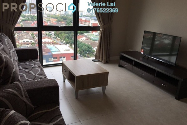 For Rent Condominium at TTDI Ascencia, TTDI Freehold Fully Furnished 1R/1B 2.8k