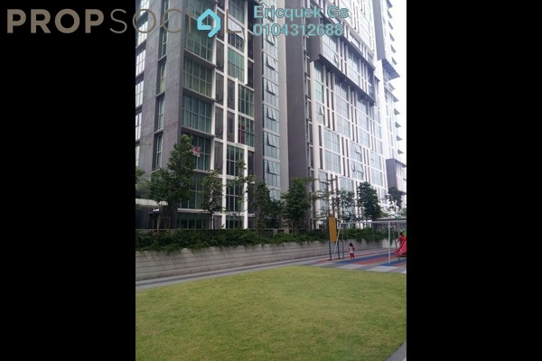 For Rent Serviced Residence at 3Elements, Bandar Putra Permai Freehold Fully Furnished 2R/2B 1.3k